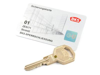 BKS - das bewährte Schließsystem